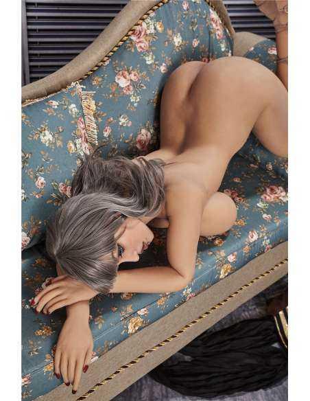 muñeca sexual de goma